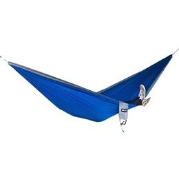 Rede de Descanso King Size Nautika KOKUN Azul e Cinza