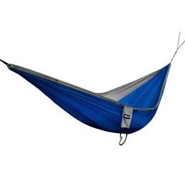 Rede De Descanso Nautika 293020 Para Casal Kokun Azul E Cinza