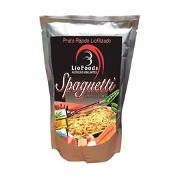 Refeição Liofilizada 1 Porções Liofoods Espaguetes com Legumes