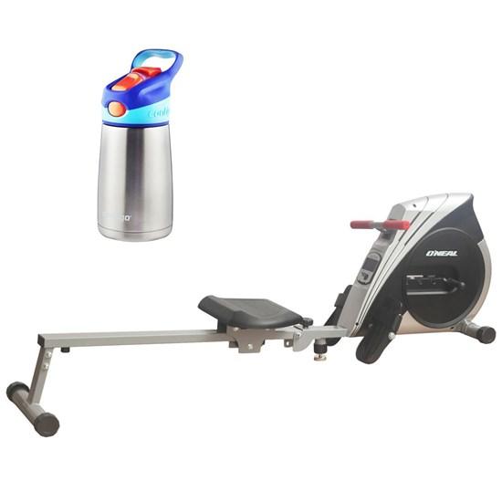 Remo Seco Oneal Semi Profissional Tipo Concept + Garrafa Térmica 295 ml Contigo Striker Chill Azul