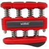 Remo Seco Semi Profissional 4 Níveis Oneal + Hand Grip 7 Molas Vermelho Liveup