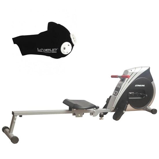Remo Seco Semi Profissional 4 Níveis Oneal + Máscara Respiratória  Treinamento