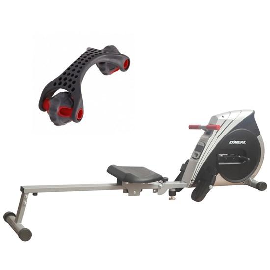 Remo Seco Semi Profissional Tipo Concept 4 Níveis Oneal + Massageador Corporal