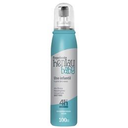 Repelente Henlau Baby Merck Spray 100 ml