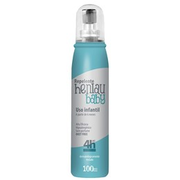 Repelente Henlau Baby Merck Spray 100 ml