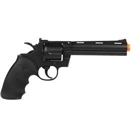 Revólver Airsoft Spring UHC UA-938B Python Black 130 fps 6mm