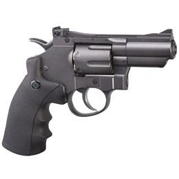Revólver de Pressão CO2 Crosman SNR357 Dual Ammo 4.5mm 400 fps Full Metal