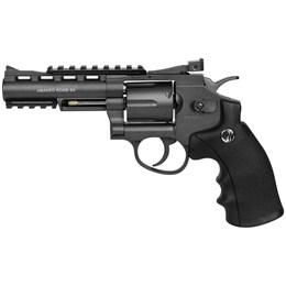 Revólver de Pressão CO2 Win Gun 701 4.5mm 400 fps Full Metal