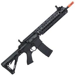 Rifle Airsoft AEG Cyma CM619A M4A1 Custom 410 FPS com Trilho RIS