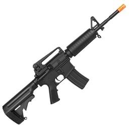 Rifle Airsoft AEG M4A1 Double Eagle M819 Bivolt 400 FPS Polímero