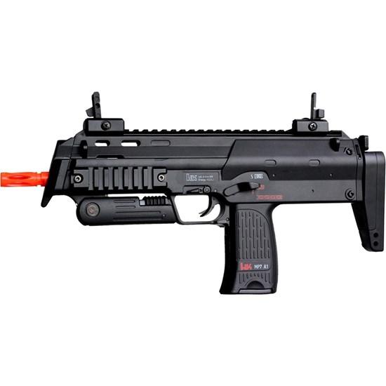 Rifle Airsoft SMG MP7A1 Elétrico Full Metal Bivolt - HK Umarex AS000100