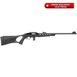 "Rifle CBC 7022 Way Semi Automático Calibre .22LR Cano 21"" Oxidado"
