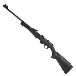 """Rifle CBC 8117 Bolt Action 5 Tiros Calibre .17 Cano 21"""" Oxidado"""