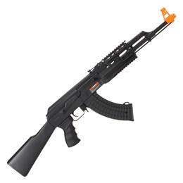 Rifle Elétrico Airsoft Cyma Ak47 Calibre 6mm até 400 FPS