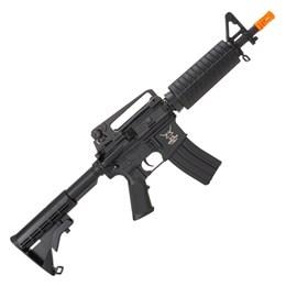 Rifle Elétrico Airsoft Cyma M4A1 Calibre 6mm até 350 FPS