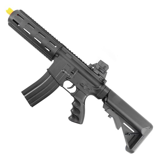 Rifle Fuzil Airsoft 6mm Ar-Riper M4A1 8912 Vigor Spring 240 FPS