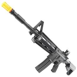 Rifle Fuzil Airsoft 6mm M4A1 8913 Swat Vigor Spring 200 FPS