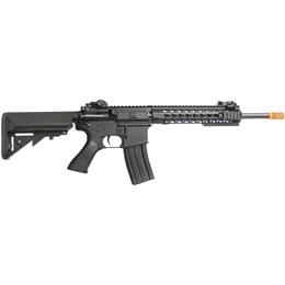 Rifle Fuzil Airsoft AEG Automático CYMA M4A1 CM515 400 fps 6mm Preto