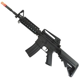 Rifle Fuzil Airsoft CYMA M4A1 CM507 AEG Automático Bivolt