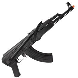 Rifle Fuzil Airsoft Elétrico Qgk 47 Victor Tactical Automático até 380 FPS