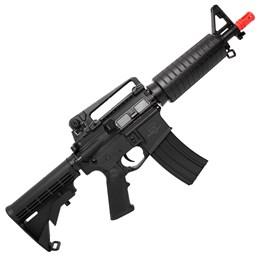 Rifle Fuzil Airsoft Elétrico Qgk M4 Echo S-1 Automático até 330 FPS