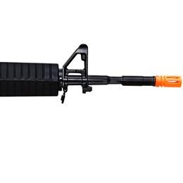 Rifle Fuzil Airsoft G&G Armament CM16 AEG Full e Semi-Automático Preto
