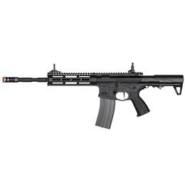 Rifle Fuzil Airsoft G&G Armament CM16 Raider L 2.0E AEG Semi e Burst-Fire Preto