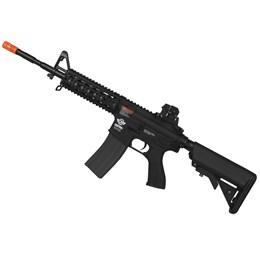 Rifle Fuzil Airsoft G&G Armament CM16 Raider-L AEG Full e Semi-Automático
