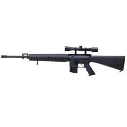 Rifle MTR77 NP Calibre 4,5 mm 1200 FPS com Sistema Nitro Piston - Crosman