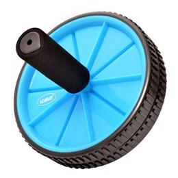 Roda de Exercícios Exercise Wheels Azul - LIVEUP LS3160A