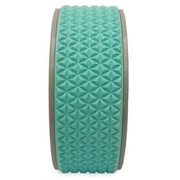 Roda de Exercícios Magic Circle Liveup LS3750-B Pilates Yoga Azul