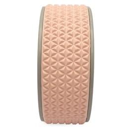 Roda de Exercícios Magic Circle Liveup LS3750-P Pilates Yoga Rosa
