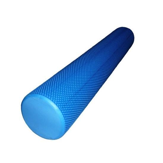 Rolo de E.V.A com Ranhura e Texturizado Foam Roller Para Pilates - O'Neal