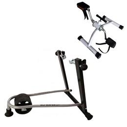 Rolo de Treinamento Dobrável AL-200 + Pedal Cicle para Fisioterapia Altmayer