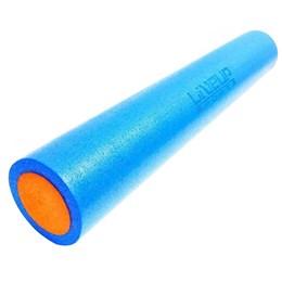 Rolo Yoga Pilates 90x15cm LIVEUP + Bolsa Térmica Relax Thermo para Contusões