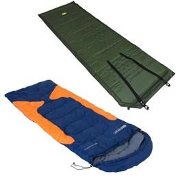 Saco de Dormir -1,5°C à -3,5°C Freedom NTK + Colchonete Autoinflável Smart
