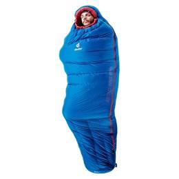 Saco de Dormir -10ºC até -30ºC em Plumas de Ganso - Deuter Astro Pro 600