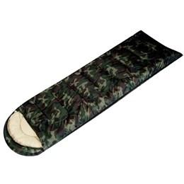 Saco de Dormir Camuflado Exército 2ºC a 12ºC - EchoLife