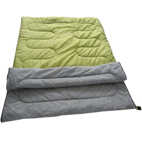 Saco de Dormir de Casal New Moon sem Travesseiro 15ºC a 25ºC - EchoLife