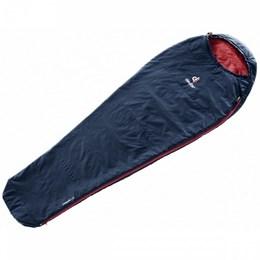 Saco de Dormir Deuter Dream Lite 500 de +13°C a -3°C Azul para Camping
