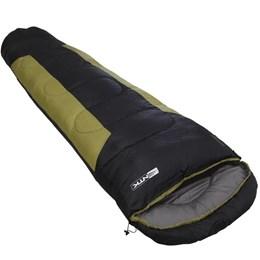 Saco de Dormir Mummy 2 Unidades + Isolante Térmico Aluminizado 2 Unidades - Nautika