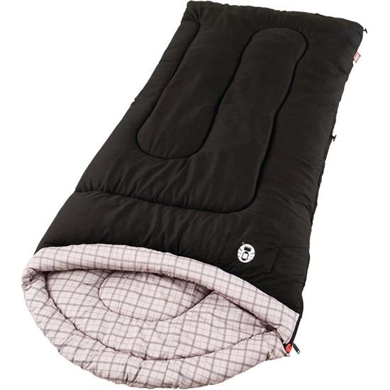 Saco de Dormir para Temperatura -1 Richland Creek - Coleman Preto