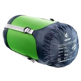 Saco de Dormir Sarcófago Deuter Astro Pro 400 L Verde