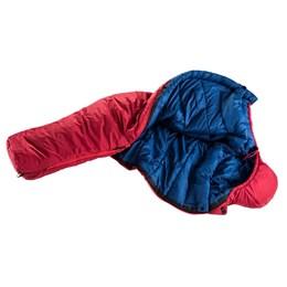 Saco de Dormir Sarcófago Deuter Orbit - 5°C 2021 Vermelho