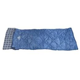 Saco de Dormir Tipo Envelope -15°C até 5°C Guepardo Hampton Azul