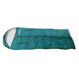 Saco de Dormir Tipo Sarcófago 10°C a 20°C Nautika Handman Verde