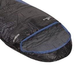 Saco de Dormir Tipo Sarcófago para Temperatura de -7 Antartik Nautika 230500 Azul