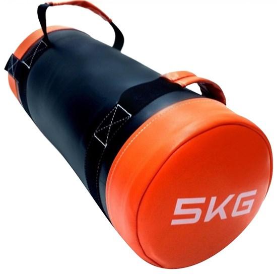Saco de Peso 5 Kg Core Bag para Treinamento de Resistência - LIVEUP LS3093-5