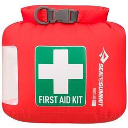 Saco Estanque para Primeiros Socorros 5 Litros Sea To Summit First Aid Dry Sack Vermelho