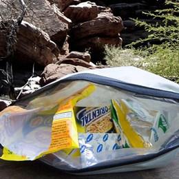 Saco Estanque Sea To Summit Trash Dry Sack Pequeno 10 Litros